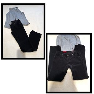 Ag Adriano Goldschmied Jeans - 💋AG The KISS black cords💋